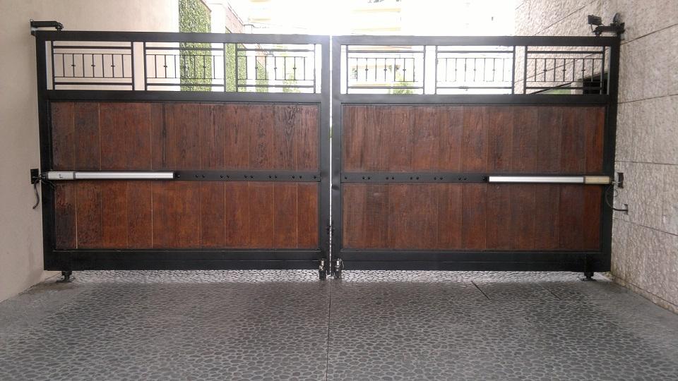 Puertas automaticas - Brazos puertas automaticas ...